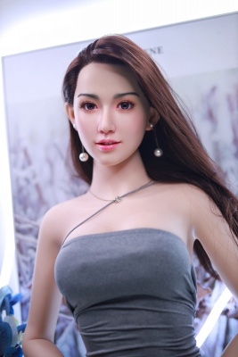 161cm Big Breast Silicone Doll Zling