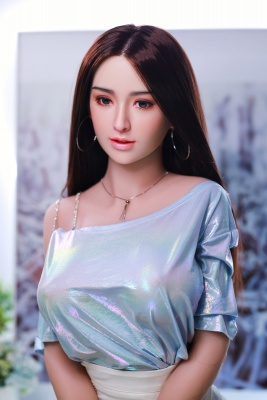 161cm Big Breast Silicone Doll Lxin