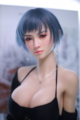 161cm Big Breast Silicone Doll Yran