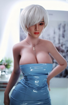 161cm Big Breast Silicone Doll Xiami